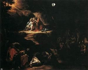 Jesus Prays in Gethsemane | Jesus in Agony in the Garden ...