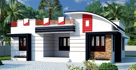 sq ft single floor contemporary home designs
