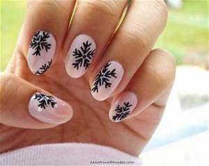 30 Best Acrylic Nail Designs Christmas 2015 16