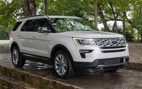 2019 Ford Explorer  Overview Cargurus