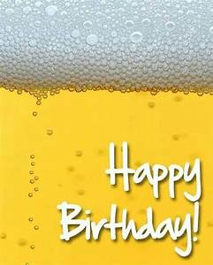 Happy Birthday Wishes With Beer - Page 5