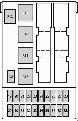 Ytliuinfo00 Cougar Fuse Box Diagram Larry Ytliu Info