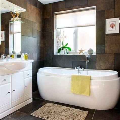 modern bathroom house   surrey semi