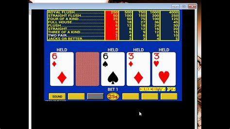 Estos son algunos de nuestros juegos en línea más populares: video poker para pc.. (el original de los casinos) - YouTube