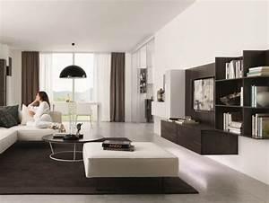 Einrichtungsideen Wohnzimmer Modern : 55 einrichtungsideen f rs moderne wohnzimmer im jahr 2015 ~ Markanthonyermac.com Haus und Dekorationen