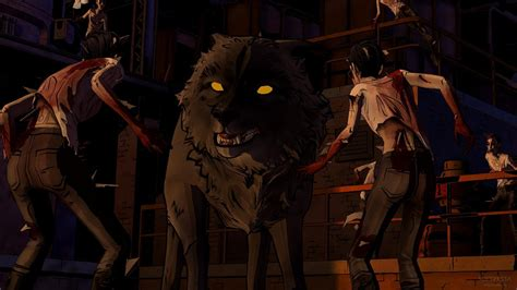 Bigby The Wolf Among Us Wallpaper by The Wolf Among Us Episode 5 Cry Wolf Playstation Vita