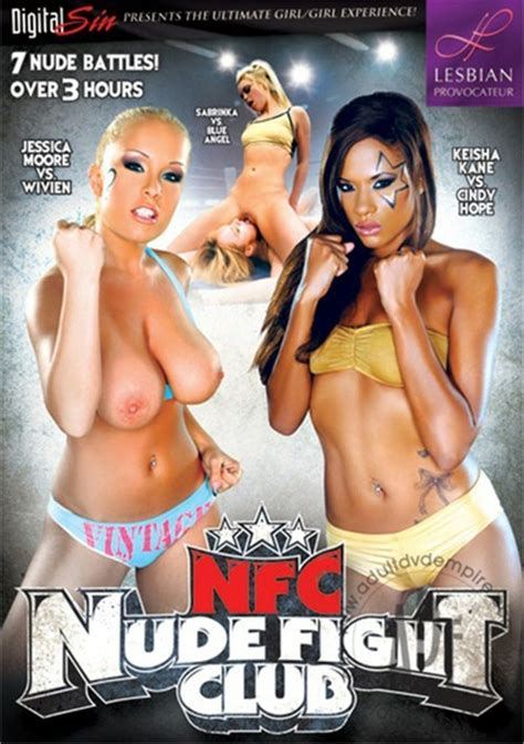 Nfc Nude Fight Club 2010 Adult Empire