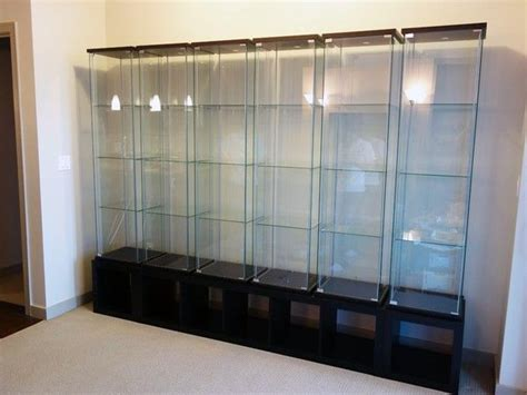 Detolf Glass Door Cabinet Ikea by 31 Best Images About Toy Display Ideas On Pinterest Gi