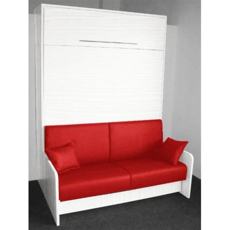 canape lit escamotable leader bed armoire lit escamotable space sofa chêne