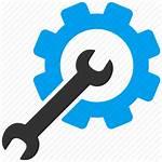 Equipment Icon Configuration Maintenance Settings Repair Vectorified