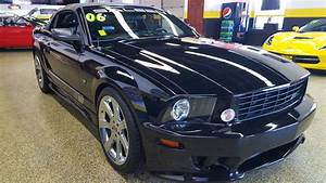 2006 Ford Mustang Saleen S281 Supercharged Convertible for sale #76295 | MCG
