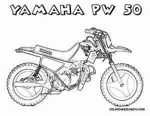nos jeux de coloriage motocross a imprimer gratuit With honda 110 dirt bike