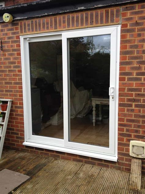 sliding vinyl patio doors glazed sliding doors