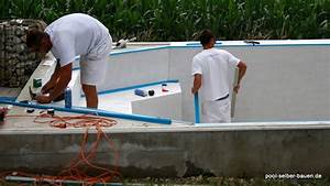 Poolfolie Verlegen Anleitung : pool selber bauen kosten pool selber bauen kosten hauptdesign pool selber bauen beton kosten ~ Eleganceandgraceweddings.com Haus und Dekorationen