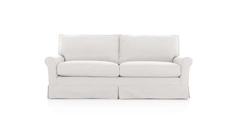 Slipcovered Sleeper Sofas by 20 Best Crate And Barrel Sleeper Sofas Sofa Ideas