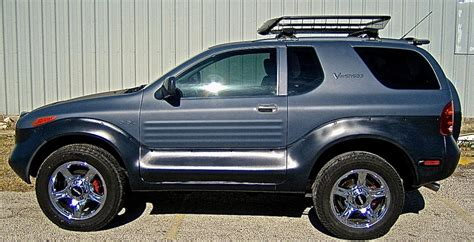 2001 Isuzu Vehicross by 2001 Isuzu Vehicross Information And Photos Zombiedrive