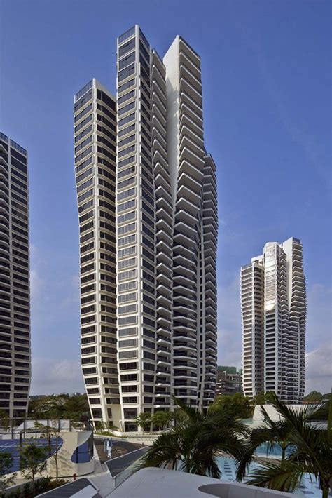Leedon Singapore Architecture Zaha Hadid Architects