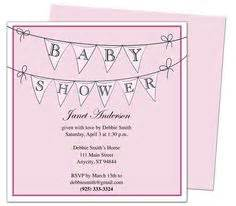 baby shower invitation templates images