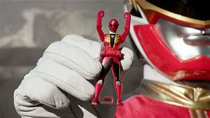 Troy Burrows, Red Super Megaforce Ranger - Morphin' Legacy
