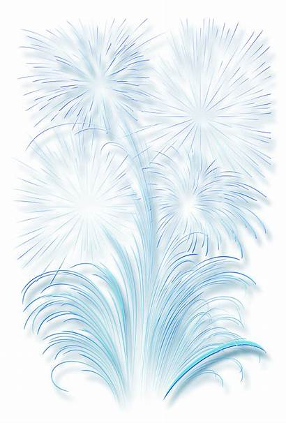 Fireworks Transparent Effect Clipart Clip Happy Birthday