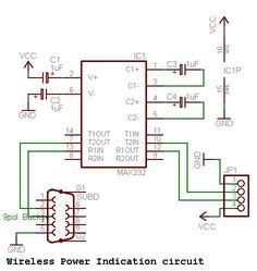 Signal Diode Based Fire Alarm Electronics