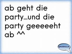 Ab Geht Die Luzie : das leben ist wie eine gro e party aber jede party braucht mal ne kotzpause ~ Markanthonyermac.com Haus und Dekorationen
