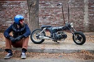 Garage Dax : mercenary garage ape hanger dax bikes pinterest honda ~ Gottalentnigeria.com Avis de Voitures