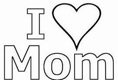 Coloring Pages Mom Clipartmag