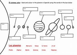 El Sistema Solar By Kerrymcc30 - Teaching Resources