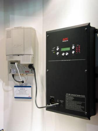 apc uts power switch audioholics