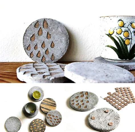 basteln mit zement basteln mit beton bierdeckel zement basteln mit beton bierdeckel und kreative ideen