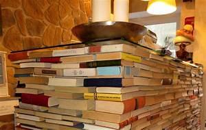 Tisch Aus Büchern : upcycling ein tisch aus b chern soulsister meets friends ~ Buech-reservation.com Haus und Dekorationen