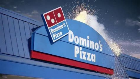 dominos tv commercial  change ispottv
