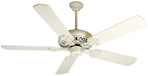antique white ceiling fan with light antique white ceiling fan lighting and ceiling fans