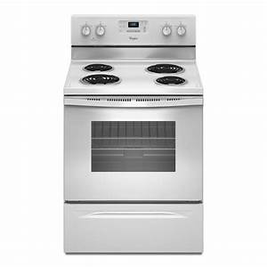 Whirlpool Wfc310s0aw 4 8 Cu  Ft  Freestanding Electric