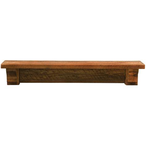 36 inch wall shelf barnwood 36 inch shelf