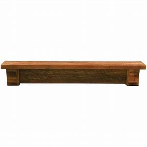 barnwood 36 inch shelf With barnwood shelves for sale