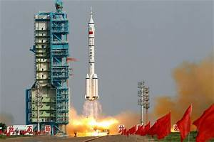 China's Aggressive Space Program Is Forced to Go it Alone