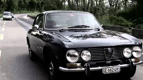 Hommage à Alfa Romeo 2000 Gtv Bertone
