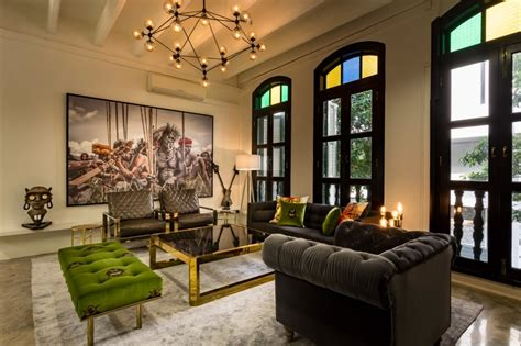 luxury hedge fund office space  singapore  elliot james