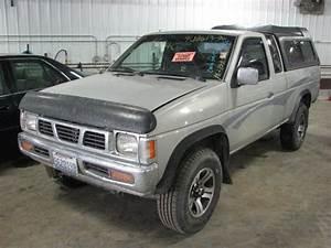 1996 Nissan Pickup 4x4 Transfer Case