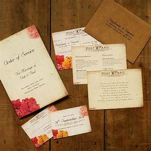 10 best wedding stationery images on pinterest wedding for Order of wedding invitation suite