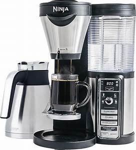 Ninja Cf086 Coffee Bar Brewer Manual