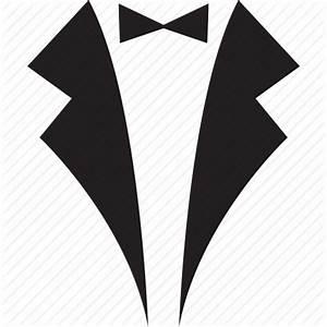 Bow Tie Suit Clipart - ClipartUse