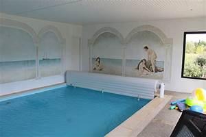 location villa avec piscine interieure 4 maison avec With location maison avec piscine interieure