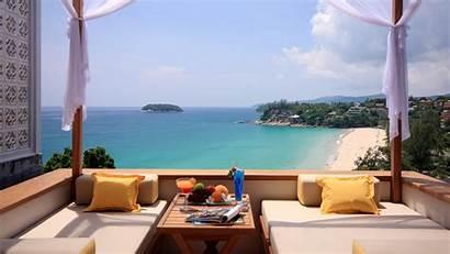 Luxury Calm Canopy Coctail Montenegro 1080p Desktop