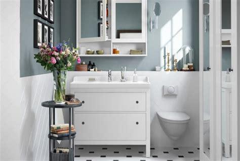 Hemnes Bathroom Series.
