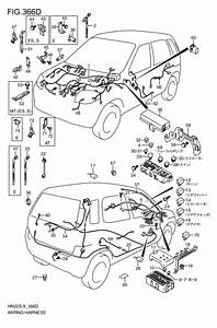 Wire Ring Harness For 2006  Swift Hn22s
