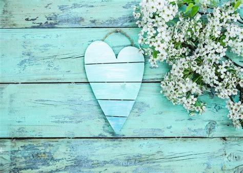 blank pallet heart rustic teal wedding blue vintage wood