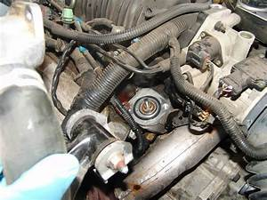 Thermostat Removal 1988 Buick Lesabre